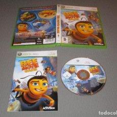 Videojuegos y Consolas: BEE MOVIE GAME - XBOX 360 - ACTIVISION - ¿ VUELAS LO BASTANTE ALTO ?. Lote 110658763