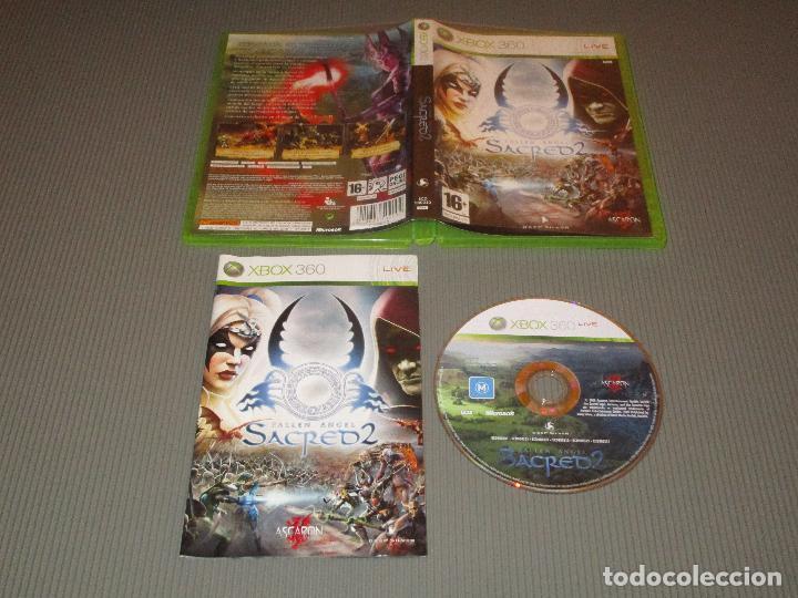 SACRED 2 ( FALLEN ANGEL ) - XBOX 360 - DEEP SILVER - ASCARON - ¡ DECIDE EL DESTINO DE ANCARIA ! (Juguetes - Videojuegos y Consolas - Microsoft - Xbox 360)