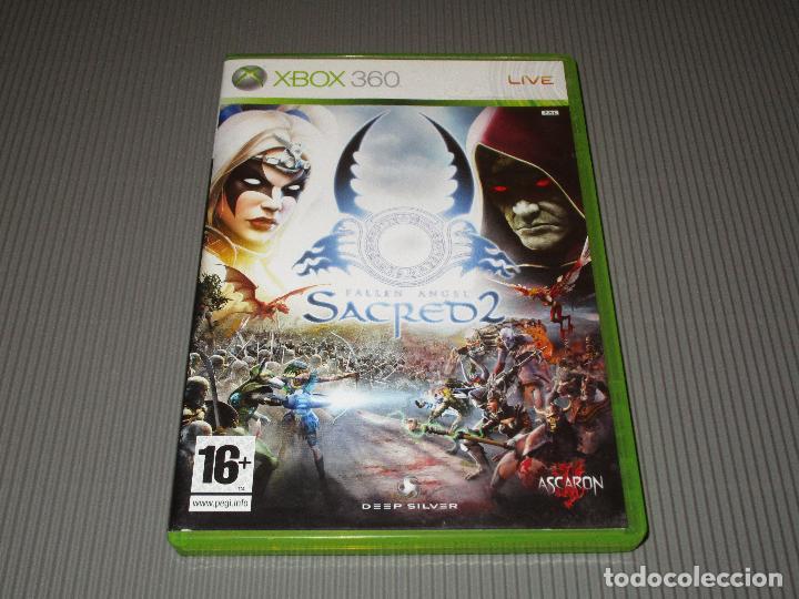 Videojuegos y Consolas: SACRED 2 ( FALLEN ANGEL ) - XBOX 360 - DEEP SILVER - ASCARON - ¡ DECIDE EL DESTINO DE ANCARIA ! - Foto 2 - 110660263