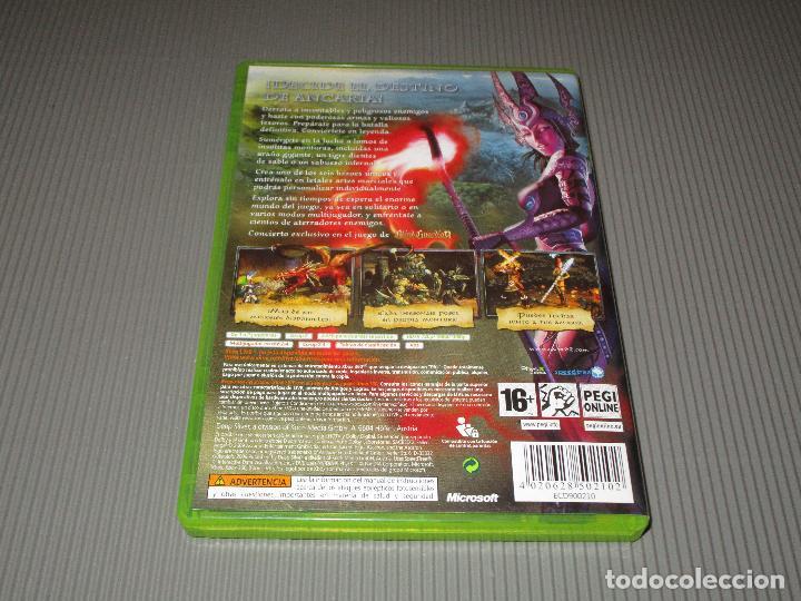 Videojuegos y Consolas: SACRED 2 ( FALLEN ANGEL ) - XBOX 360 - DEEP SILVER - ASCARON - ¡ DECIDE EL DESTINO DE ANCARIA ! - Foto 3 - 110660263