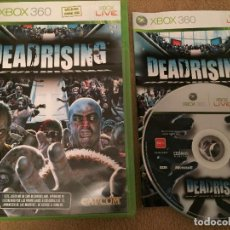 Videojuegos y Consolas: DEAD RISING CAPCOM X360 XBOX 360 MICROSOFT X-360 KREATEN. Lote 111054955