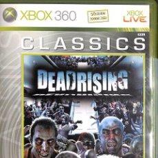 Videojuegos y Consolas: JUEGO DEADRISING XBOX 360. Lote 111060939
