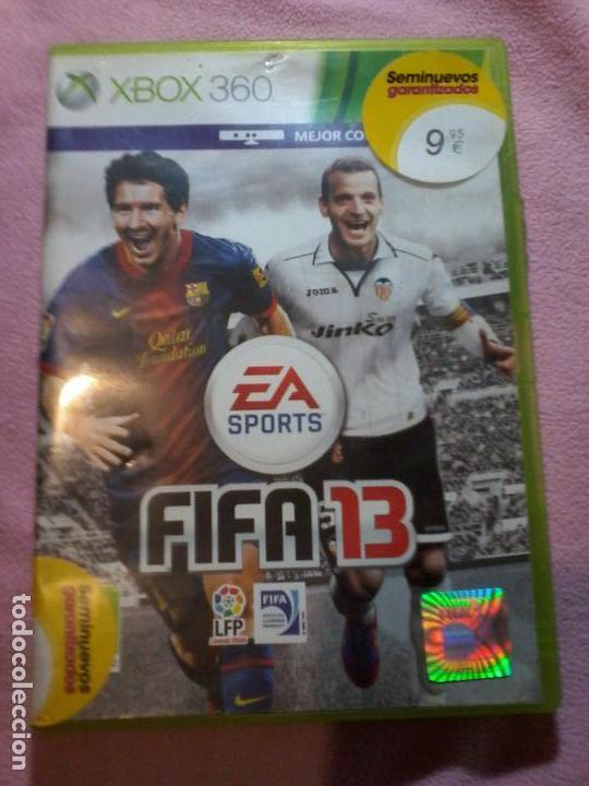 JUEGO FIFA 13 - XBOX 360 PAL (Juguetes - Videojuegos y Consolas - Microsoft - Xbox 360)