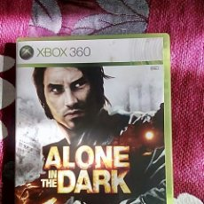 Videojuegos y Consolas: ALONE IN THE DARK XBOX 360. Lote 112039430