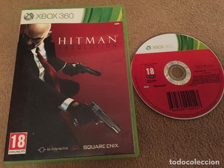 HITMAN ABSOLUTION XBOX 360 MICROSOFT X-360 X360 KREATEN (Juguetes - Videojuegos y Consolas - Microsoft - Xbox 360)