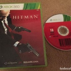 Videojuegos y Consolas: HITMAN ABSOLUTION XBOX 360 MICROSOFT X-360 X360 KREATEN. Lote 112176599