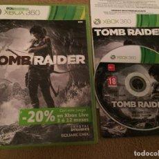 Jeux Vidéo et Consoles: TOMB RAIDER 2013 XBOX 360 X-360 X-BOX 360 KREATEN. Lote 112176819