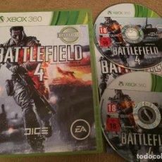 Videojuegos y Consolas: BATTLEFIELD 4 XBOX 360 X-360 X360 X-BOX 360 KREATEN BATTLE FIELD. Lote 112177051