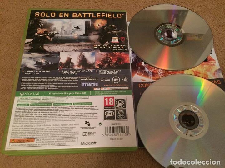 Videojuegos y Consolas: BATTLEFIELD 4 XBOX 360 X-360 X360 X-BOX 360 KREATEN BATTLE FIELD - Foto 2 - 112177051