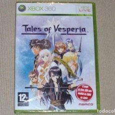 Videojuegos y Consolas: TALES OF VESPERIA, PRECINTADO PAL ESP -X360-. Lote 112617895