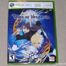 Videojuegos y Consolas: TALES OF VESPERIA, PRECINTADO NTSC USA -X360-. Lote 112618031