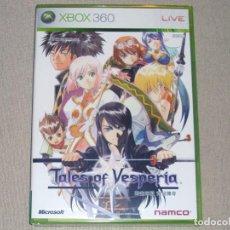 Videojuegos y Consolas: TALES OF VESPERIA, PRECINTADO NTSC ASIA -X360-. Lote 112618079