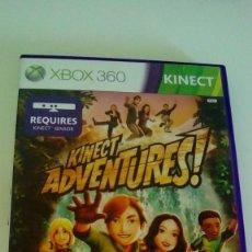 Videojuegos y Consolas: KINECT ADVENTURES. Lote 112636047