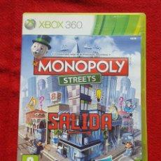 Videojuegos y Consolas: MONOPOLY STREETS PARA XBOX 360 (COMPLETO). Lote 112800823