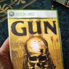 Videojuegos y Consolas: JUEGO XBOX360 GUN . Lote 112819903