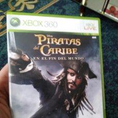 Videojuegos y Consolas: JUEGO XBOX360 PIRATAS DEL CARIBE . Lote 112820051