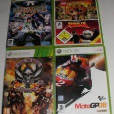 Videojuegos y Consolas: JUEGOS XBOX 360 / XBOX360 PAL ESP UK 4 GAMES. Lote 112898511
