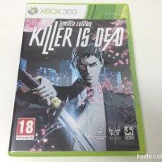Videojuegos y Consolas: KILLER IS DEAD. Lote 112914131