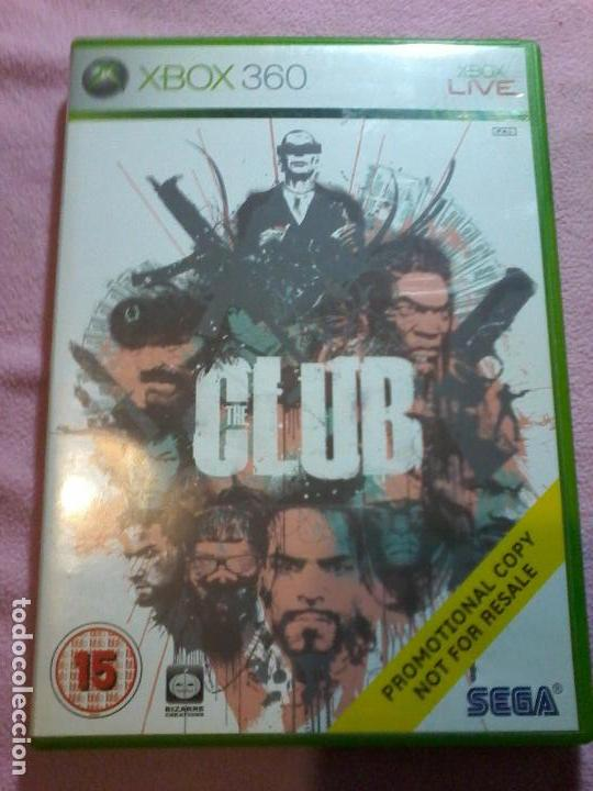 THE CLUB· MICROSOFT XBOX 360 PAL XBOX 360 XBOX360 (Juguetes - Videojuegos y Consolas - Microsoft - Xbox 360)