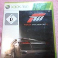 Videojuegos y Consolas: FORZA MOTORSPORT 3 XBOX 360 PAL UK. Lote 113023755
