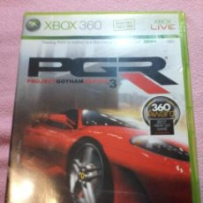Videojuegos y Consolas: JUEGO XBOX 360 PGR 3 PAL UK. Lote 113123735