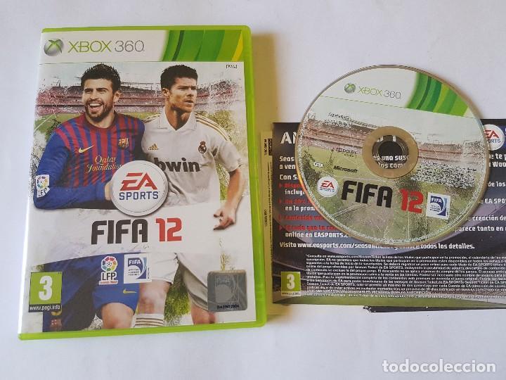 FIFA 12 XBOX 360 PAL ESPAÑA (Juguetes - Videojuegos y Consolas - Microsoft - Xbox 360)