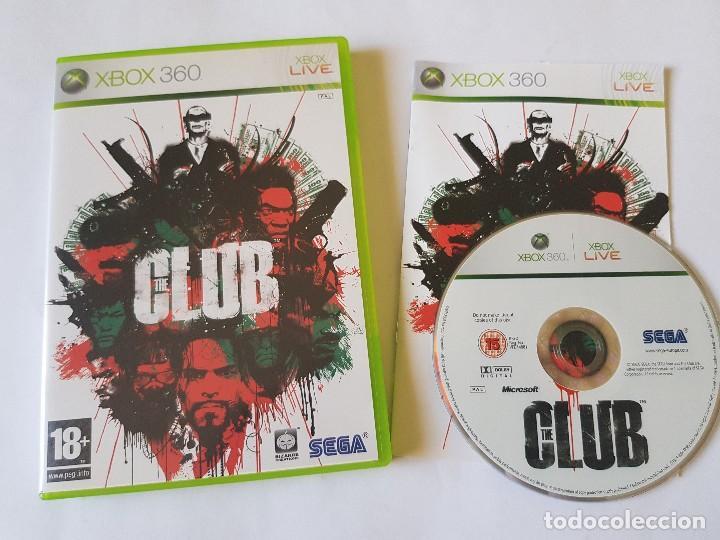 THE CLUB XBOX 360 PAL ESPAÑA (Juguetes - Videojuegos y Consolas - Microsoft - Xbox 360)