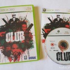 Videojuegos y Consolas: THE CLUB XBOX 360 PAL ESPAÑA. Lote 113189107