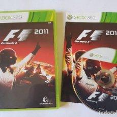 Videojuegos y Consolas: F1 2011 XBOX 360 PAL ESPAÑA. Lote 113189427