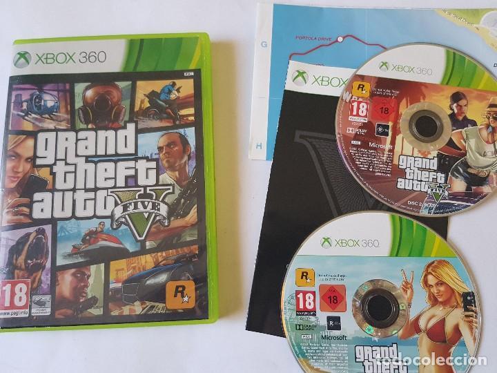 GTA V 5 XBOX 360 PAL ESPAÑA (Juguetes - Videojuegos y Consolas - Microsoft - Xbox 360)