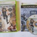 Videojuegos y Consolas: SHADOWRUN XBOX 360 PAL ESPAÑA. Lote 113195651