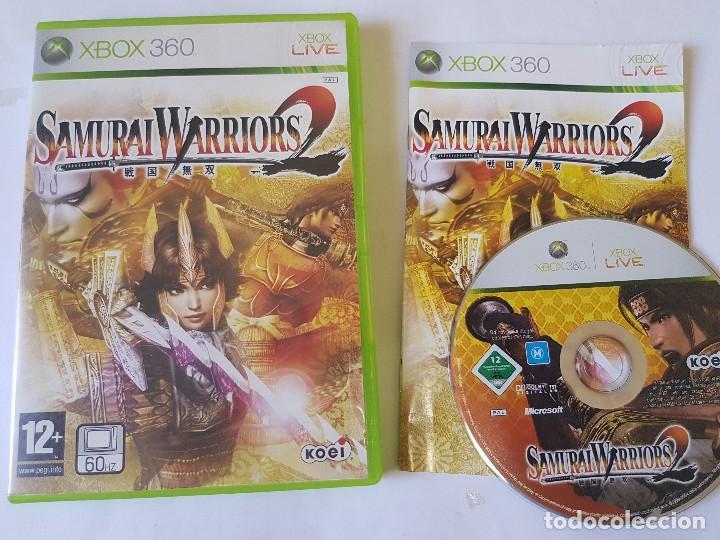 SAMURAI WARRIORS 2 XBOX 360 PAL ESPAÑA (Juguetes - Videojuegos y Consolas - Microsoft - Xbox 360)