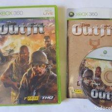Videojuegos y Consolas: THE OUTLIFT XBOX 360 PAL ESPAÑA. Lote 113196183