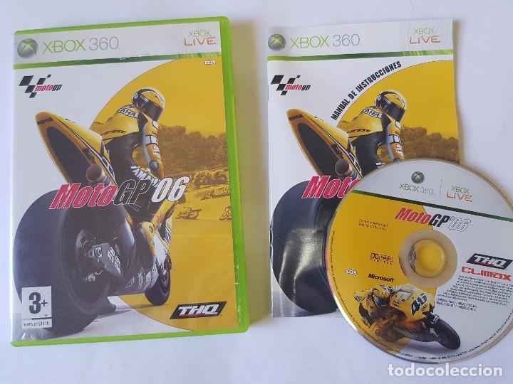 MOTO GP 06 XBOX 360 PAL ESPAÑA (Juguetes - Videojuegos y Consolas - Microsoft - Xbox 360)
