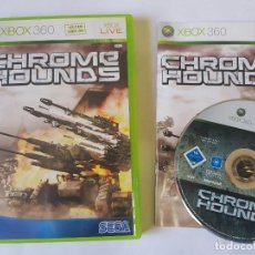 Videojuegos y Consolas: CHROME HOUNDS XBOX 360 PAL ESPAÑA. Lote 113198823