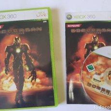 Videojuegos y Consolas: BOMBERMAN ACT ZERO XBOX 360 PAL ESPAÑA. Lote 113198963