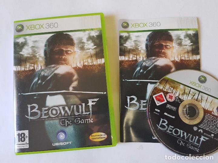 BEOWULF THE GAME XBOX 360 PAL ESPAÑA (Juguetes - Videojuegos y Consolas - Microsoft - Xbox 360)