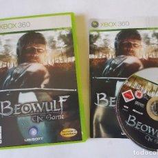 Videojuegos y Consolas: BEOWULF THE GAME XBOX 360 PAL ESPAÑA. Lote 113199027