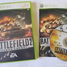 Videojuegos y Consolas: BATTLEFIELD 2 MODERN COMBAT XBOX 360 PAL ESPAÑA. Lote 113199163