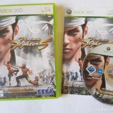 Videojuegos y Consolas: VIRTUA FIGHTER 5 XBOX 360 PAL. Lote 113199575