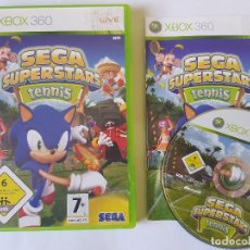 Videojuegos y Consolas: SEGA SUPERSTARS TENNIS XBOX 360 PAL. Lote 113199743
