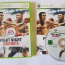 Videojuegos y Consolas: FIGHT NIGHT ROUND 4 XBOX 360 PAL ESPAÑA. Lote 113200243