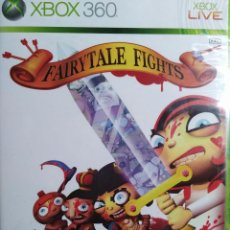 Videojuegos y Consolas: FAIRYTALE FIGHTS. JUEGO PARA XBOX 360. NUEVO, PRECINTADO.. Lote 113208959