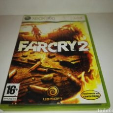 Videojuegos y Consolas: FAR CRY 2 PAL SPAIN/ESPAÑA XBOX 360. Lote 113251879