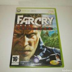 Videojuegos y Consolas: FAR CRY INSTINCT PREDATOR PAL SPAIN/ESPAÑA XBOX 360. Lote 113254018