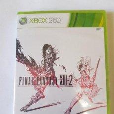 Videojuegos y Consolas: FINAL FANTASY XIII-2 XBOX 360 PAL ESPAÑA - PRECINTADO. Lote 113199327