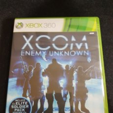 Videojuegos y Consolas: XBOX 360 XCO ENEMY UNKNOWN. Lote 113412047