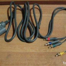 Videojuegos y Consolas: CABLE ADAPTADOR PARA TV - HDTV XBOX 360. Lote 113780199