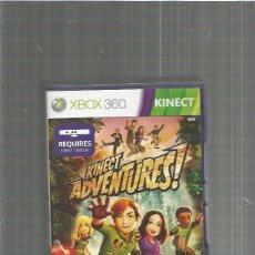 Videojuegos y Consolas: XBOX 360 KINECT ADVENTURES. Lote 113892571