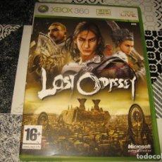 Videojuegos y Consolas: LOST ODYSSEY XBOX 360 PAL ESPAÑA 4 DISCOS COMPLETO. Lote 113950475